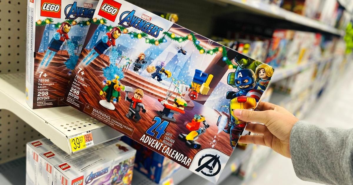 LEGO Marvel The Avengers Advent Calendar