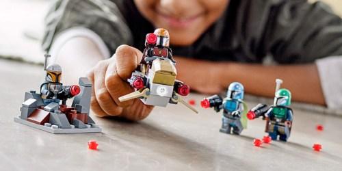 LEGO Star Wars Mandalorian Battle Set Only $10.99 on Target.com