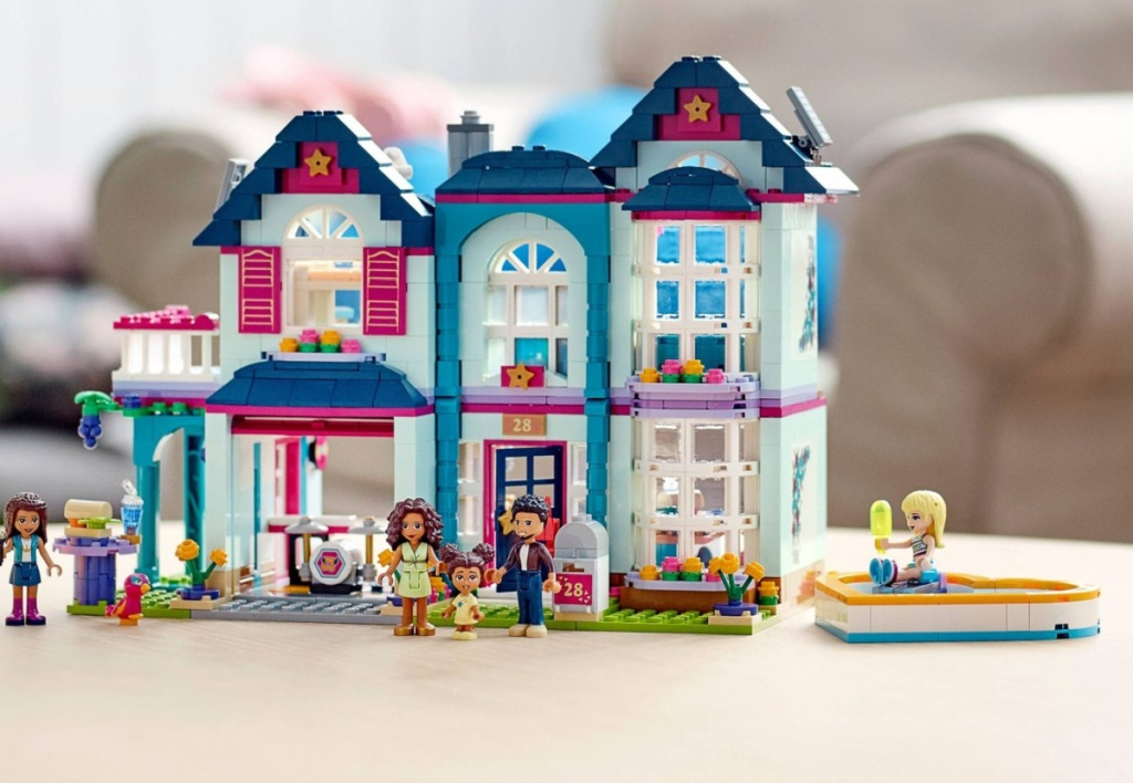 LEGO friends house