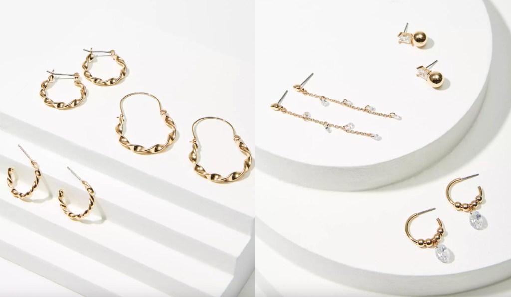 LOFT jewelry sets