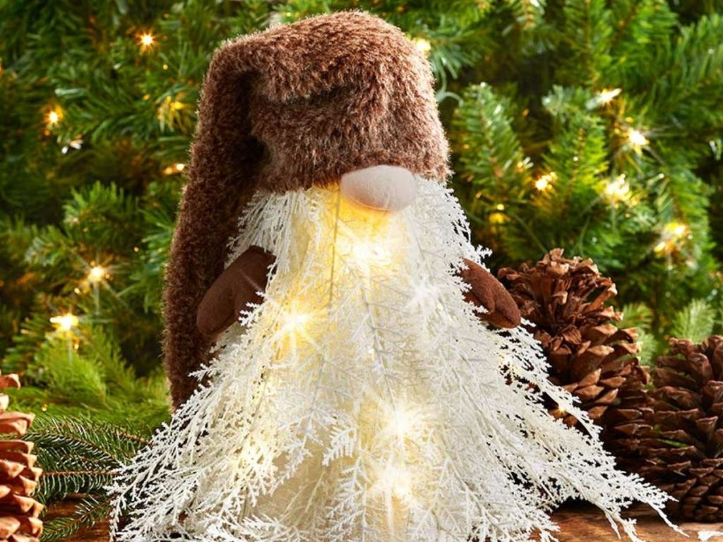 Christmas tree Gnome