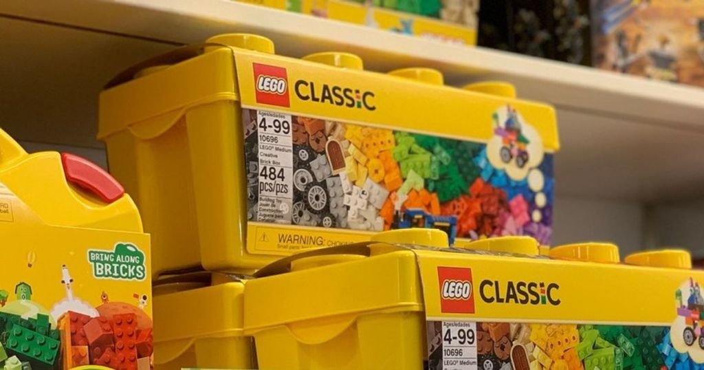 Lego Classic 484 Piece