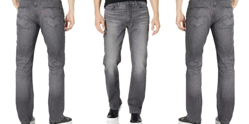 Levi's Men's Straight Fit Jeans Only $17 on Amazon (Regularly $70)
