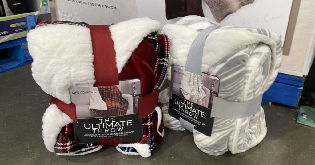 Life Comfort The Ultimate Throw