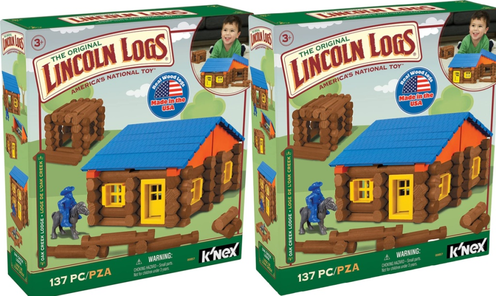 Lincoln logs-2