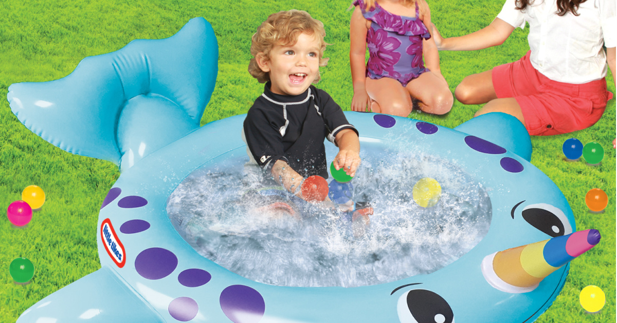 Little Tikes 2in1 Ball Pit & Pool Play Center