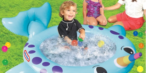 Little Tikes 2-in-1 Ball Pit & Pool Play Center Only $4.82 on Walmart.com (Regularly $15)