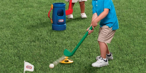 Little Tikes TotSports Golf Set Only $6.99 on Walmart.com (Regularly $22)