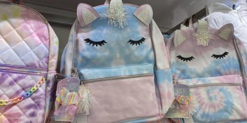 Kids Backpacks w/ Matching Hair Scrunchies Just $11.99 on Macys.com (Regularly $43)
