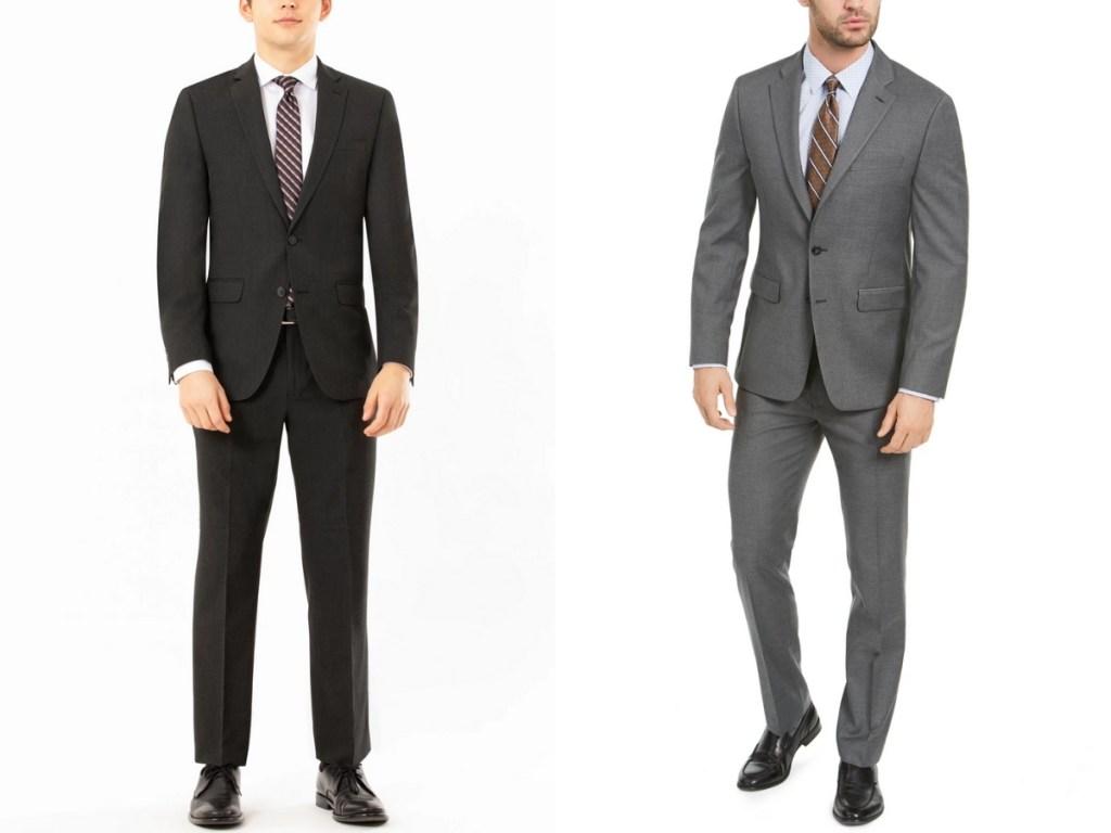 izod and van heusen suits from macy's