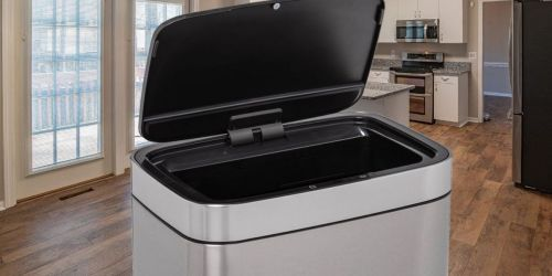 Made by Design Motion Trashcan Only $48 Shipped on Target.com (Regularly $80)