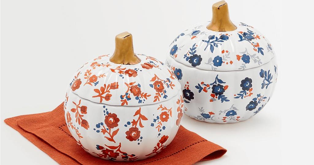 Martha Stewart Pumpkin Cocottes