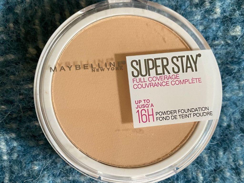 Maybelline Super Stay Powder Foundation