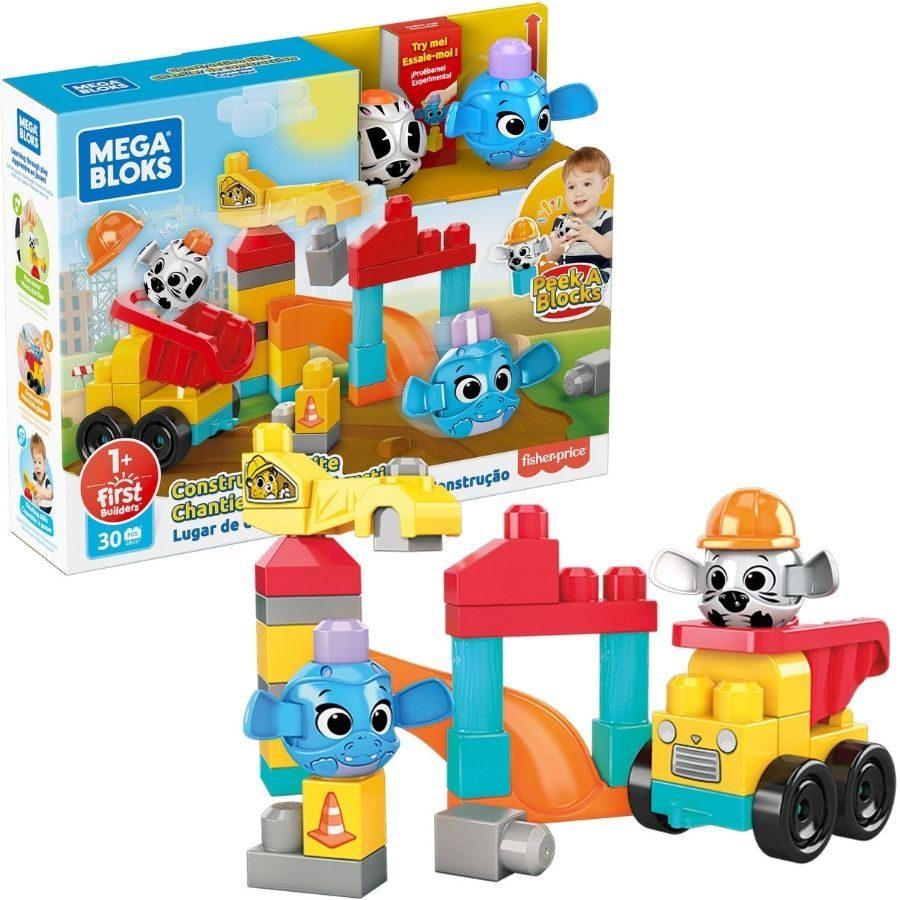 Mega Bloks Construction Set