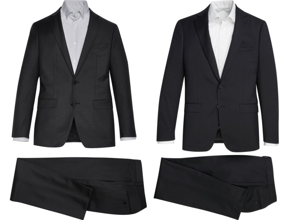 Men's Wearhouse Suits on clearance