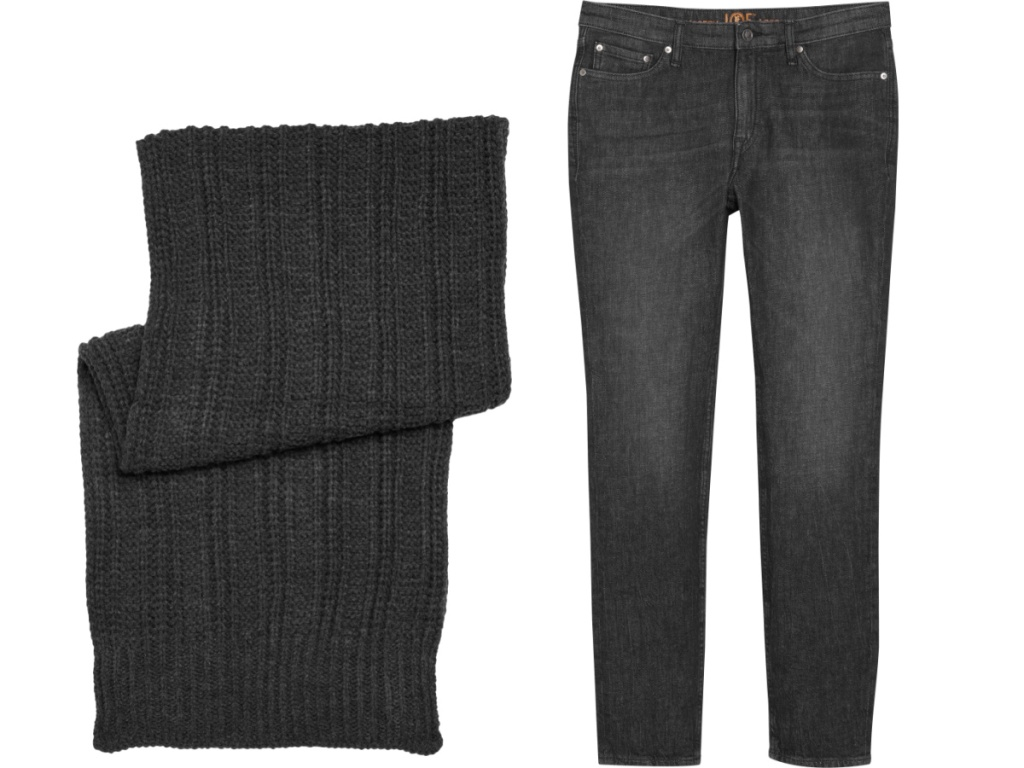 Men's Wearhouse hagar scar and joe jeans