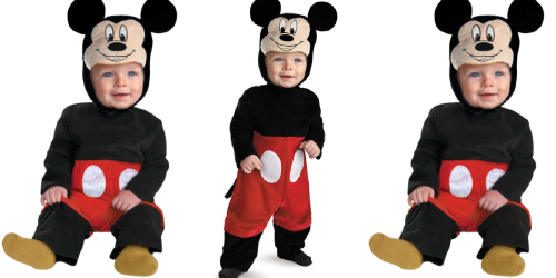 Mickey Mouse Toddler Costume Only $15 on Walmart.com (Regularly $48)
