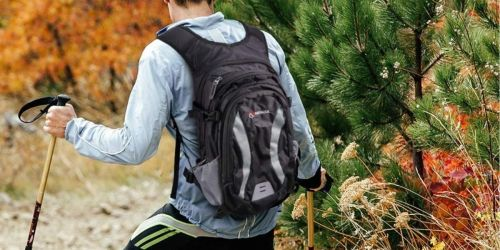 Hydration Backpacks from $21.59 Shipped on Amazon | Great for Hiking, Working Out & More