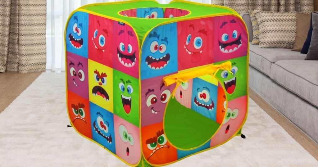 Monster Play Tent