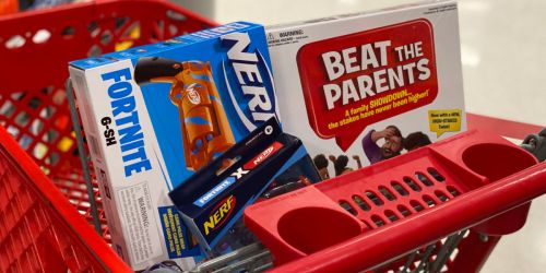 Best Target Weekly Ad Deals 9/19-9/25 (B2G1 FREE Games, NERF Toys & More!)