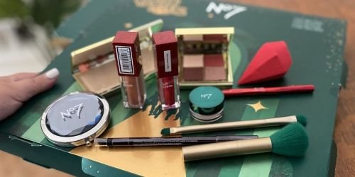 No7 Wizard of Oz Beauty Advent Calendar Only $30 Shipped (Regularly $75)