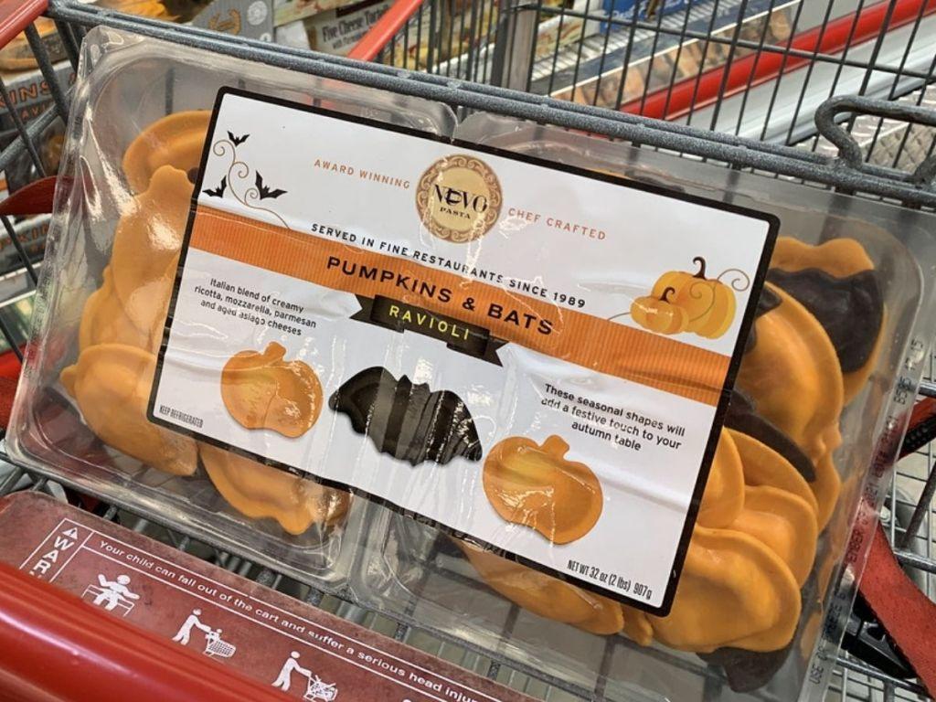 Nuovo Pumpkin & Bats Ravioli
