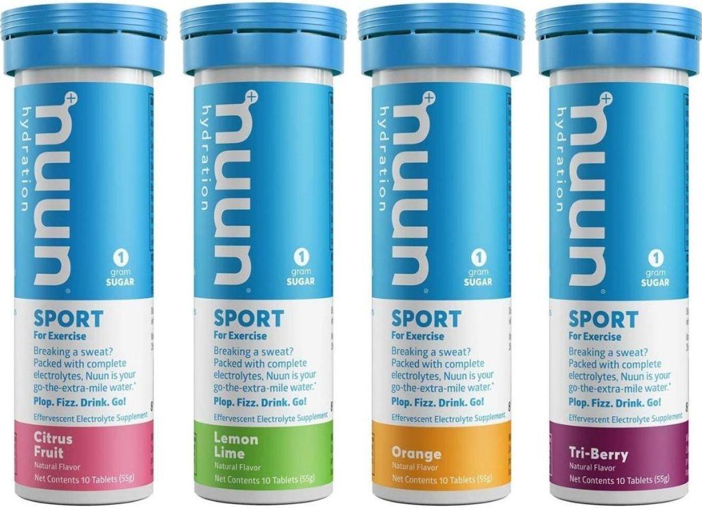 Nuun Sport Tablets