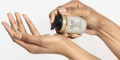 Olay Total Effects 7-in-1 Moisturizer Only $8.99 Shipped on Amazon (Regularly $22)