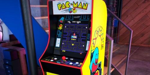 Pac-Man Arcade Machine Only $299 Shipped on Walmart.com (Regularly $399)