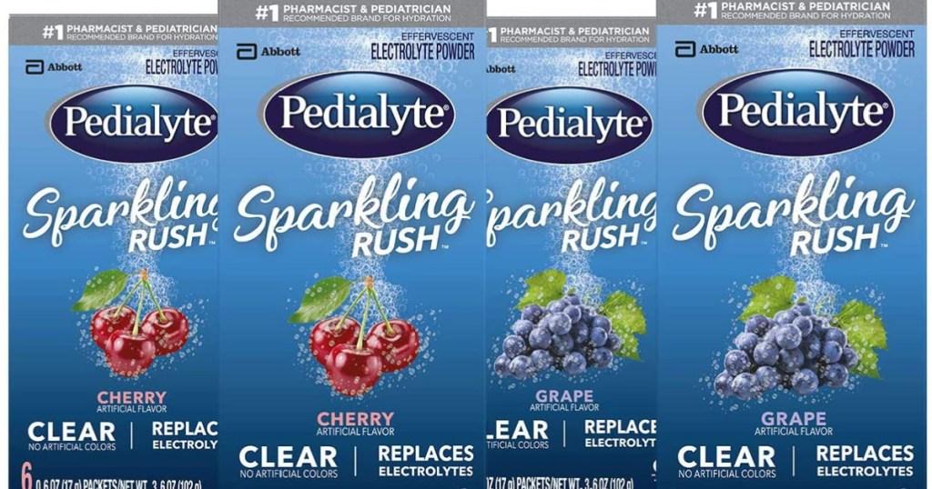 Pedialyte fizz sparkling rush