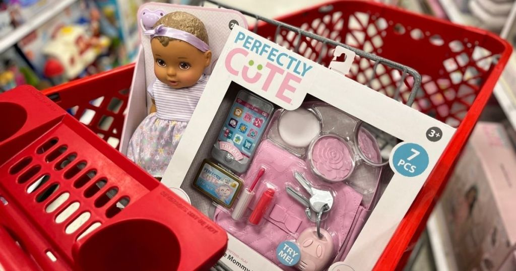 Perfectly cute Doll and Accessories Set