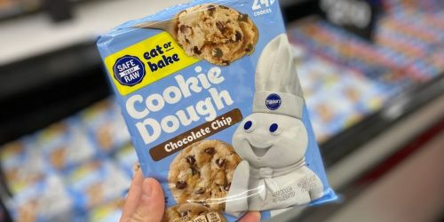 Over $11 Worth of Groceries FREE After Ibotta Offers | Cookie Dough, Cereal, Soda & More