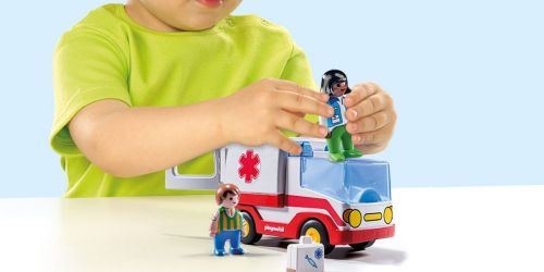 PLAYMOBIL Rescue Ambulance Only $6.40 on Walmart.com (Regularly $15)