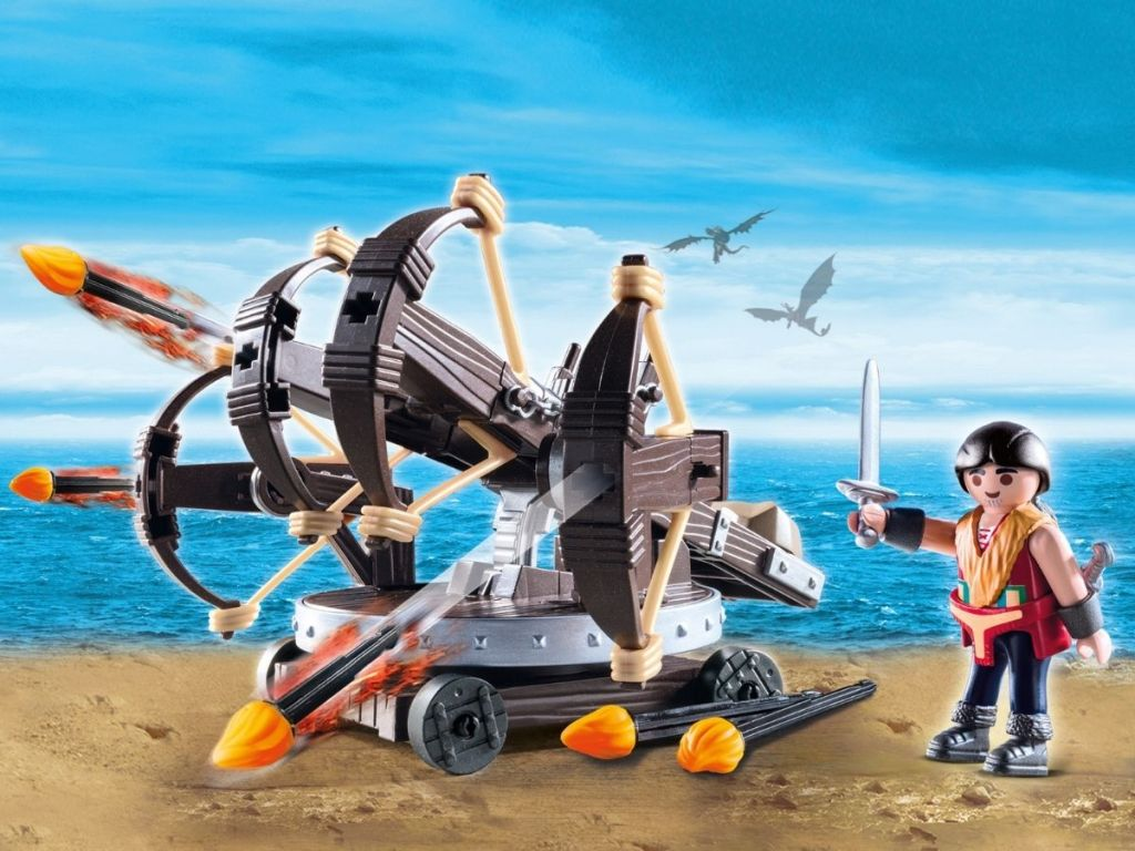 Playmobil How to Train Your Dragon Eret