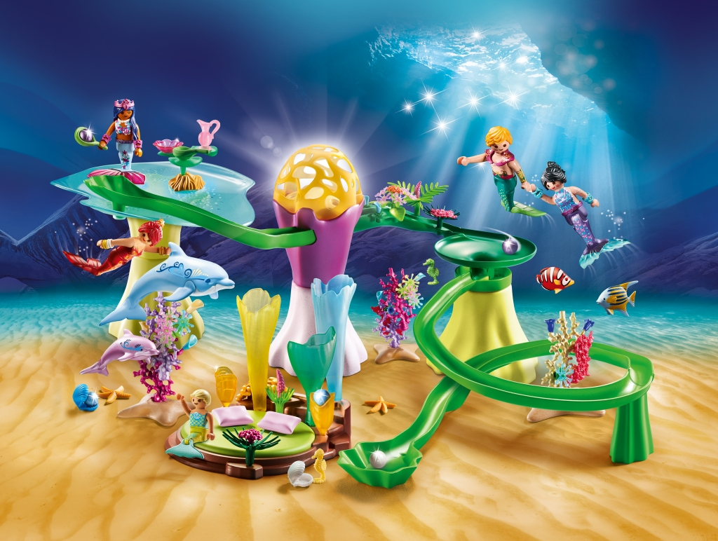 Playmobil Mermaid Cove