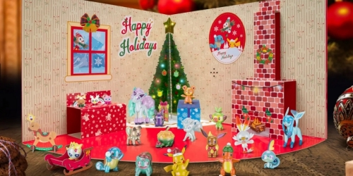 Pokémon Deluxe 42-Piece Advent Calendar Only $53.99 Shipped on Target.com (Regularly $60)