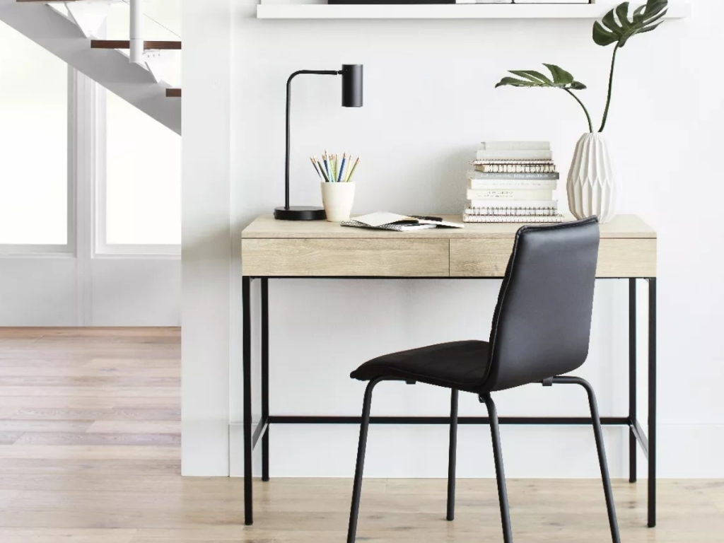 project 62 wood writing desk from target