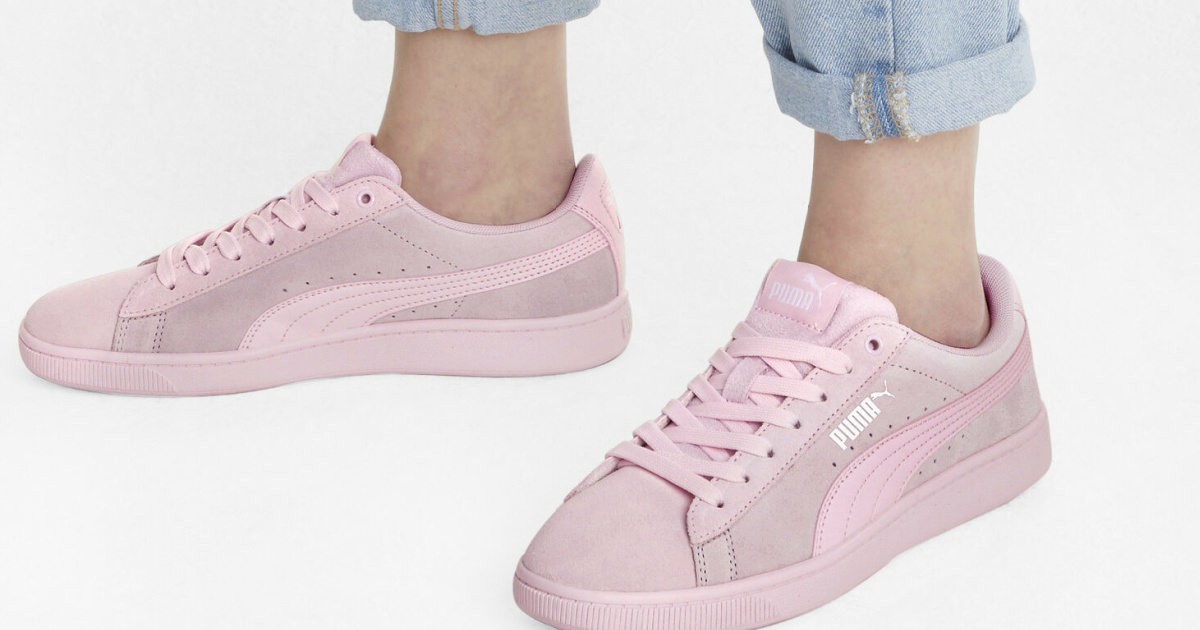 Puma Women's Sneakers From $24.99 (regularly $55)