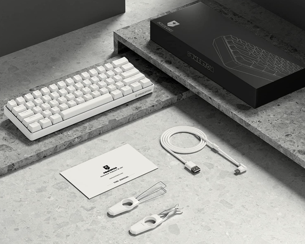 keyboard and accessories