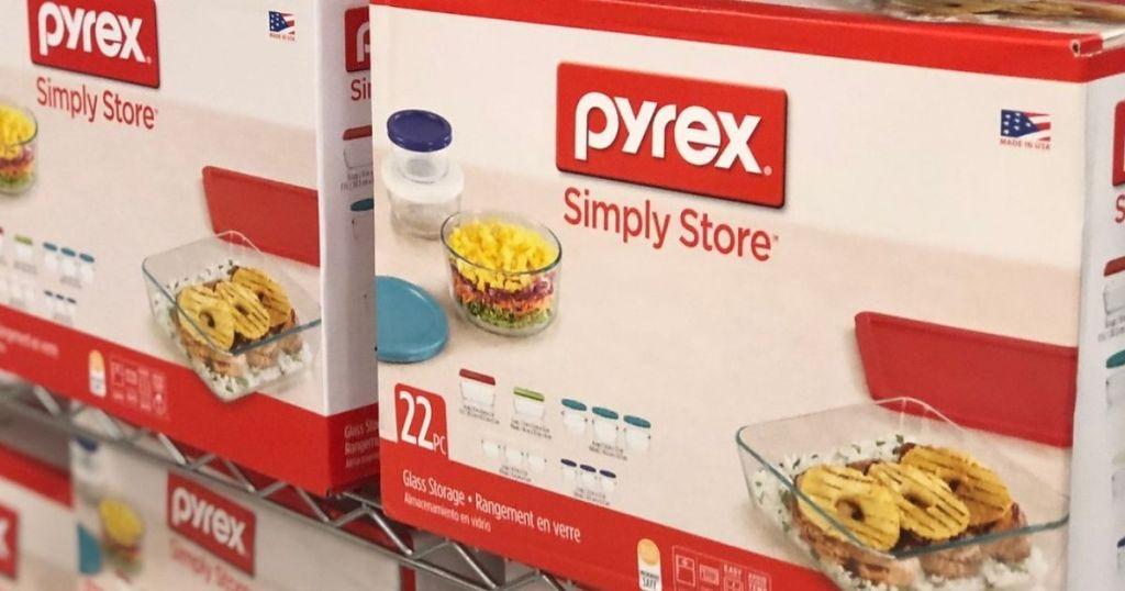 Pyrex 22-Piece Set
