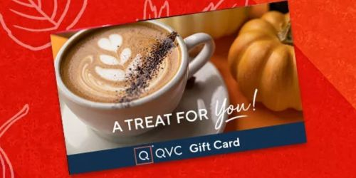 FREE $10 QVC Gift Card for Healthcare Workers & Teachers
