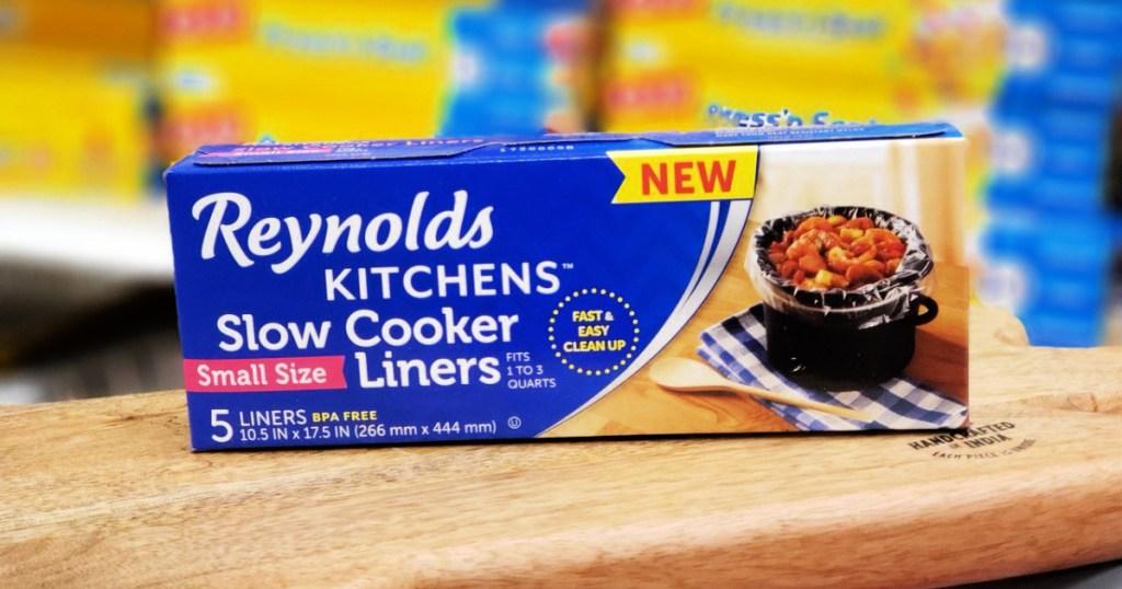 Reynolds Kitchens Slow Cooker Liners 5-Pack