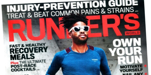 Complimentary 2-Year Runner's World Magazine Subscription | No Credit Card Required