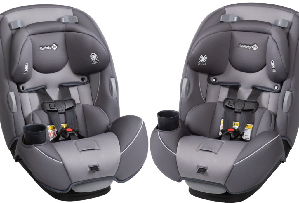 Safety 1st Adjust 'n Go All-in-1 Convertible Car Seat
