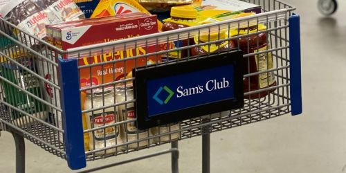 Sam's Club Members Score Over $3,800 in Instant Savings   Stock Up on Groceries, Cleaning Supplies & More