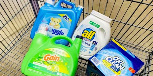 Over $3,800 in Instant Savings for Sam's Club Members   Great Deals on Laundry Detergent, Toilet Paper & More