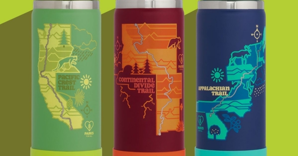 scenic trials limited edition hydroflasks