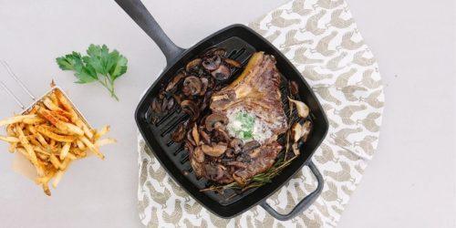 Cast Iron Cookware & Bakeware from $14.99 on Macys.com (Regularly $60)