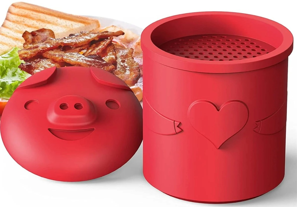 Silicone Pig Shaped Grease/Oil Strainer