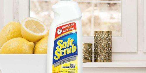 Soft Scrub All Purpose Cleanser Only $1.51 Shipped on Amazon